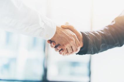 accord de vente et négociation