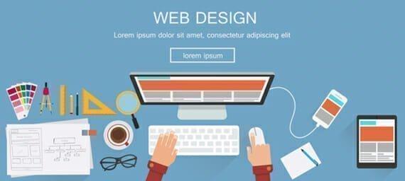 Marketing web et web design